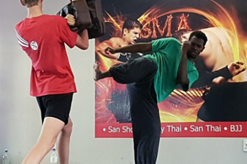 Enjoy The Best Of Both Worlds With Muay Thai