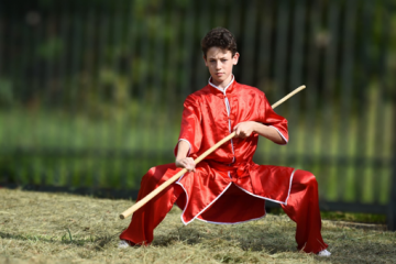 Enhance Your Stamina With Wu Shu