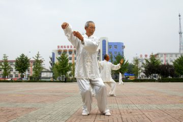 3 Big Benefits of Starting Martial Arts In Your Golden Years