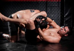 Full contact MMA classes