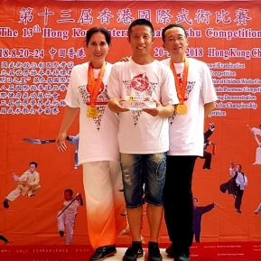 13th Hong Kong International Wu Shu Competition, August 2018