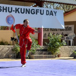 SA National & Open Wu Shu Championships and Trials -August 2018