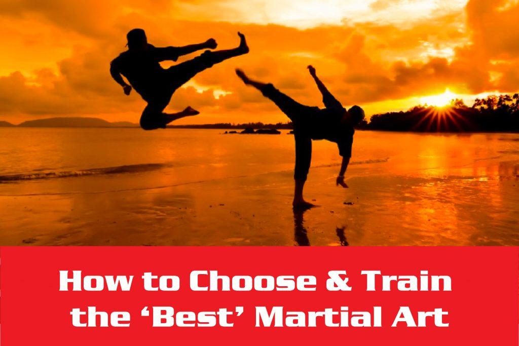 Choose & Train the 'Best' Martial Art | SMA Centre