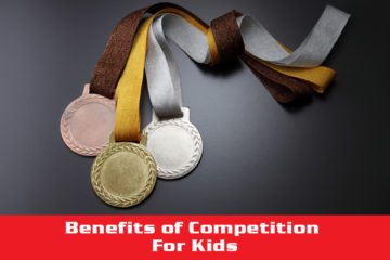 Benefits of Competition For Kids