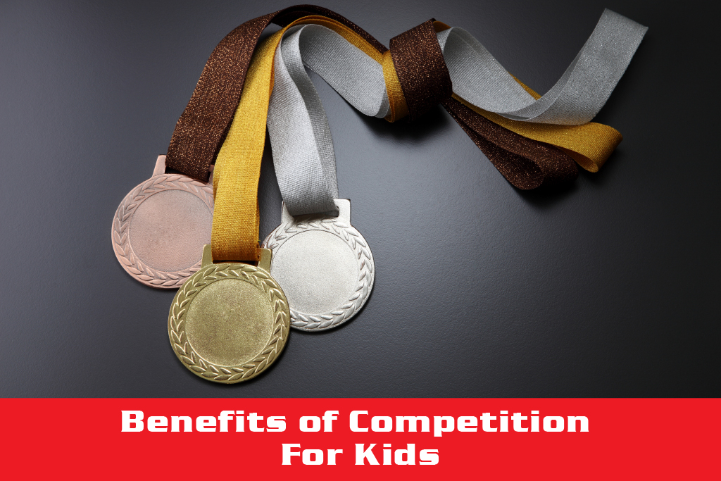 Martial Arts Competition Benefits