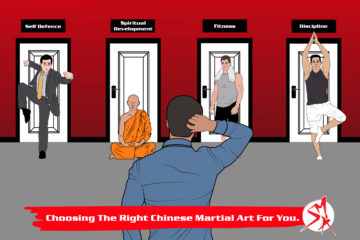 Choosing The Right Chinese Martial Art For You
